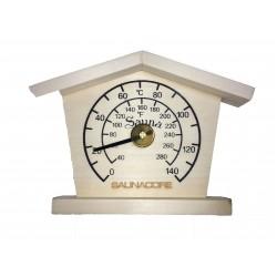 Thermomètre Pour Sauna En Bois Style Cottage